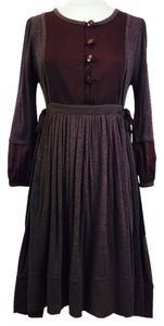 Marc by Marc Jacobs short dress Plum Cotton on Tradesy