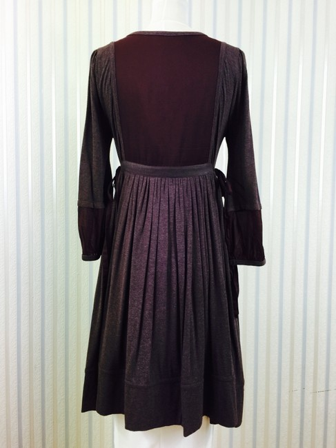 Marc by Marc Jacobs short dress Plum Cotton Urpersonalshoppers on Tradesy Image 2