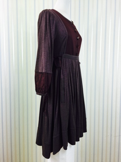 Marc by Marc Jacobs short dress Plum Cotton Urpersonalshoppers on Tradesy Image 3