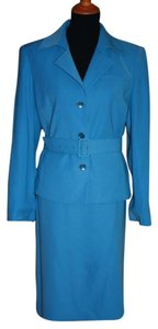 Liz Claiborne Liz Claiborne Light Blue Suit