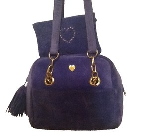 Sepcoeur Satchel in Royal blue