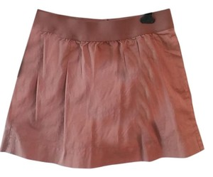 J.Crew Pocket A-line Skirt rose