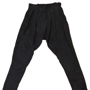 AllSaints Boyfriend Pants Black