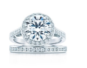 Tiffany & Co. Tiffany & Co. Embrace Engagement Ring