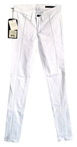 Rag & Bone Jeans Skinny Pants white