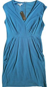 Tinley Road short dress Blue Business Up on Tradesy