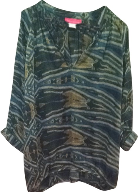 Preload https://item2.tradesy.com/images/pookie-and-sebastian-greens-blouse-size-4-s-1553946-0-0.jpg?width=400&height=650