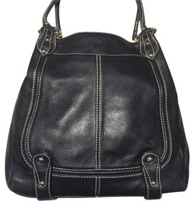 Sophia Caperelli Satchel in Black
