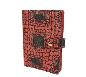 Louis Vuitton Authentic Louis Vuitton x Yayoi Kusama Red Pumpkin Dot Agenda