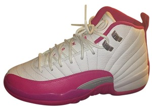 Nike Pink and white Athletic