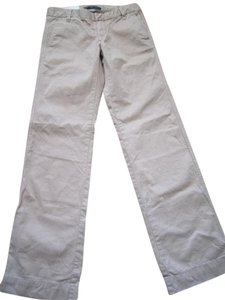 Gap Trouser Pants Beige
