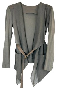 Brunello Cucinelli Cotton Warm Grey Jacket