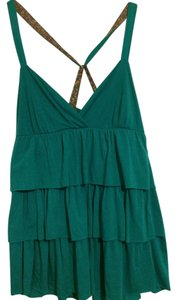 American Eagle Outfitters Top Green