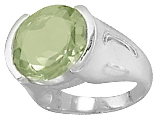 Impulses Green Amethyst Ring