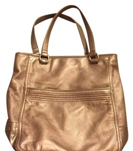 Cole Haan Tote in Gold Bronze