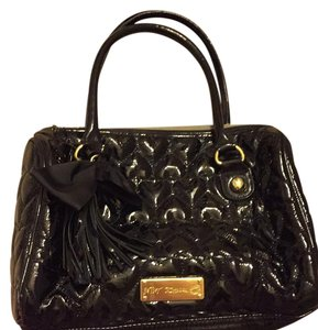Betseyville by Betsey Johnson Satchel in Black
