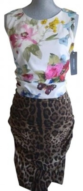 Preload https://item1.tradesy.com/images/dolce-and-gabbana-leopard-and-flowers-print-above-knee-cocktail-dress-size-8-m-155430-0-0.jpg?width=400&height=650