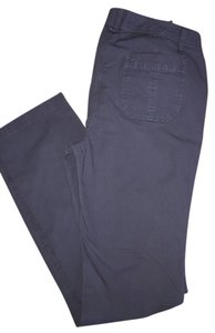 Eddie Bauer Relaxed Pants Gray