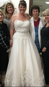 Essense Of Australia 5388 Wedding Dress