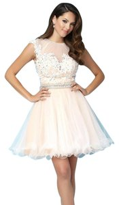 Mac Duggal Couture Prom Short Size4 Dress