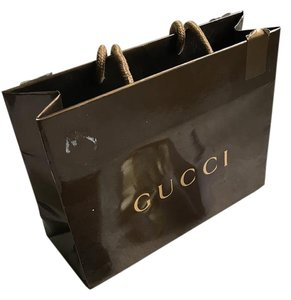 Gucci Gucci wallet box, dust bag with shopping bag
