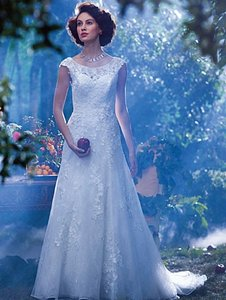 Alfred Angelo Snow White Style 239 Wedding Dress Wedding Dress