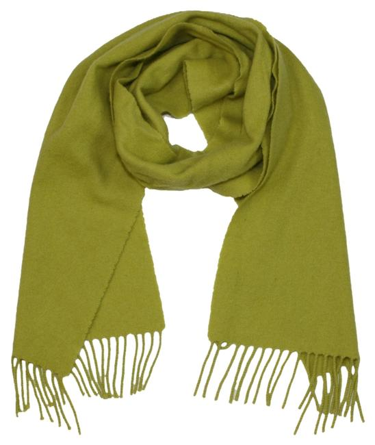 Item - Lime Green Cashmere Luxury Scarf/Wrap