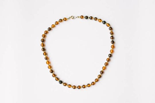 Other Amber Beaded Necklace