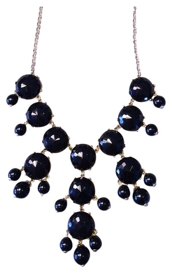 Preload https://img-static.tradesy.com/item/1554781/jcrew-black-and-gold-bubble-statement-piece-necklace-0-0-540-540.jpg