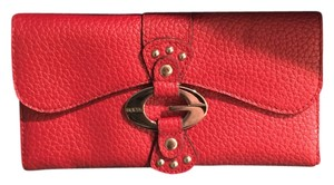 Guess Guess Red Leather Wallet