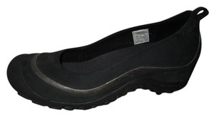 Merrell Leather black Flats