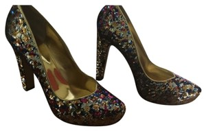 Nine West multi sequins Pumps
