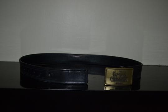 Coach Coach stagecoach belt