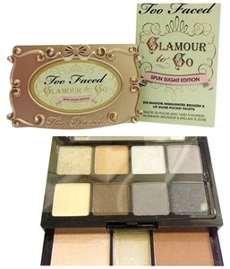 Too faced Too Faced Glamour to Go Spun Sugar Edition - NEW Palette in Box