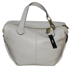 DKNY Satchel in Ivory