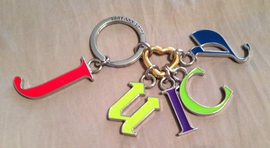 Juicy Couture Juicy Counture Key Chain