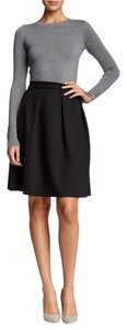 Dantelle Poly Pockets Knit Skirt black