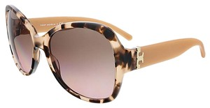 Tory Burch Tory Burch Blush Marble Square Sunglasses