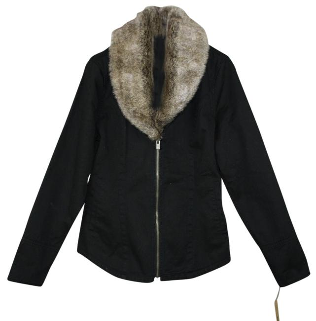 Preload https://img-static.tradesy.com/item/1554926/dkny-black-jeans-with-faux-fur-collar-denim-jacket-size-8-m-0-0-650-650.jpg