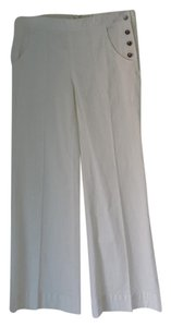 Ralph Lauren Blue Label Flare Pants white