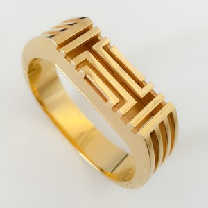 Tory Burch Tory burch Fitbit Metal Hinged Bracelet - Gold