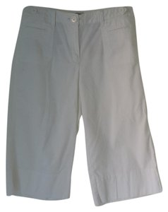 Talbots Capri/Cropped Pants white