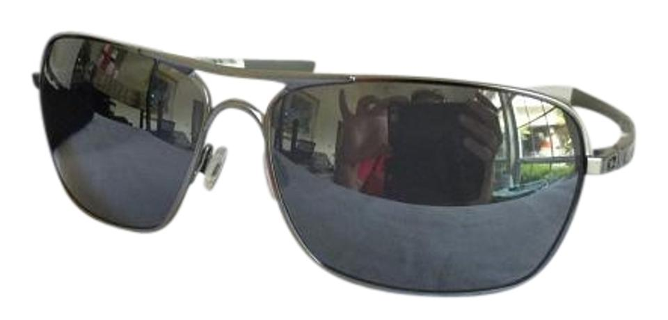 0d34982e58 Oakley Oakley Plaintiff Squared Lead Fame, Black Iridium Lens Sunglasses  OO4063-03 New in ...
