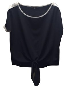 Cynthia Steffe Top Black/white