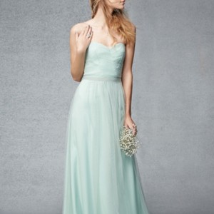 Monique Lhuillier Seafoam 450249 Dress