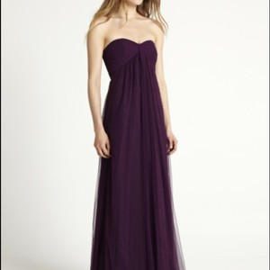 Monique Lhuillier Plum 450309 Dress