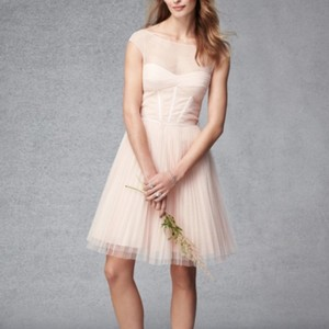 Monique Lhuillier Blush 450292 Dress