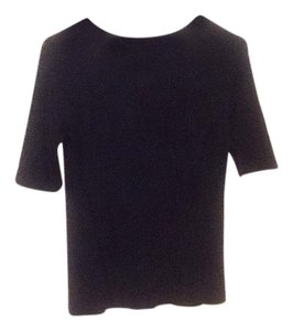 Ellen Tracy T Shirt Black
