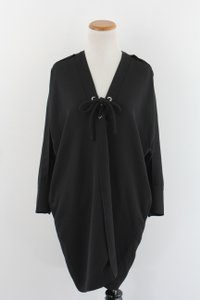 IRO short dress Black 'alessi' Kimono on Tradesy