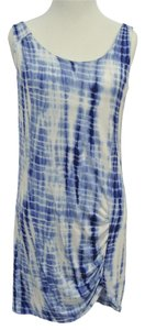 French Connection short dress Ink Tie Dye on Tradesy